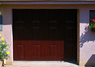 Vrata sekční posuvná privátní (3)
