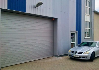Vrata sekční průmyslová 05