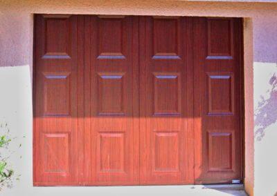 Vrata sekční posuvná privátní (2)