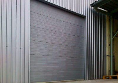 Vrata sekční průmyslová (3)
