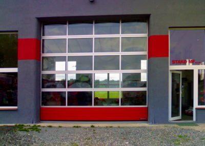 Vrata sekční průmyslová Hörmann APU 04