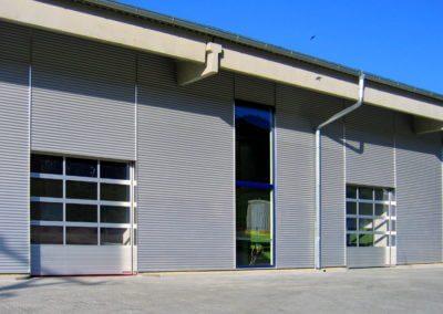 Vrata sekční průmyslová Hörmann APU RAL9006