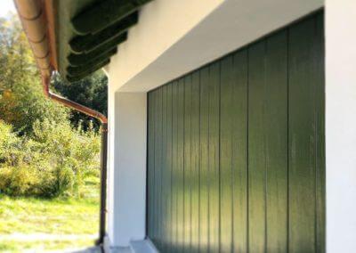 boční odsuvná sekční vrata Hörmann