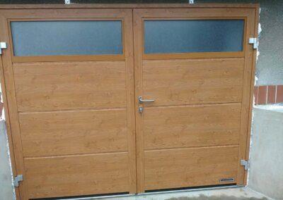 Křídlová garážová vrata vrata hormann winchester