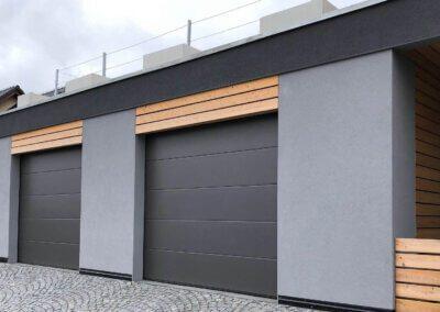 sekční garážová vrata hormann