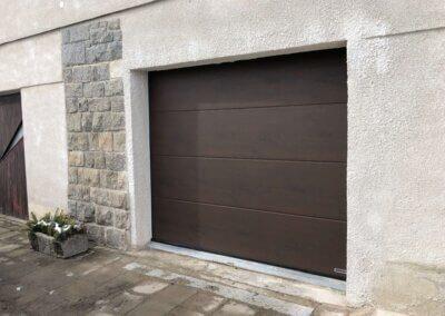 sekční vrata hormann